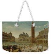 Workshop Of Caullery, Louis De Caulery Circa 1580 - 1621 Antwerp Carnival In Venice. Weekender Tote Bag
