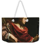 Workshop Of Simon Vouet Weekender Tote Bag