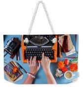 Chapter I Weekender Tote Bag