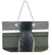 World Class Squirrel Tail Weekender Tote Bag