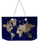 World News Weekender Tote Bag