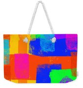 World Of Color Weekender Tote Bag