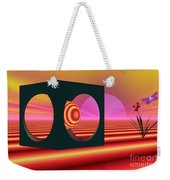 World Of The Dragonfly Weekender Tote Bag