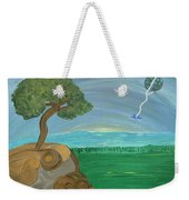 World On A String Weekender Tote Bag