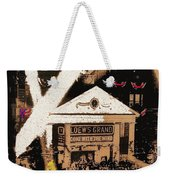 World Premiere Gone With The Wind Atlanta Georgia 1939-2008 Weekender Tote Bag