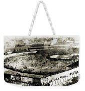 World Series, 1903 Weekender Tote Bag