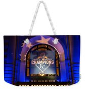 World Series Champs Weekender Tote Bag