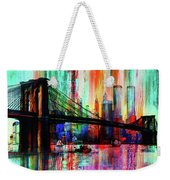 World Trade Center 01 Weekender Tote Bag