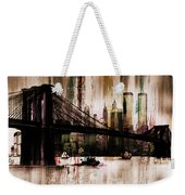 World Trade Center Weekender Tote Bag