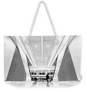 World Trade Center Transportation Hub, Lower Manhattan New York Weekender Tote Bag