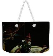 World Traveler Pinocchio Weekender Tote Bag