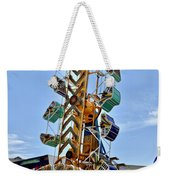 World Upside Down Weekender Tote Bag