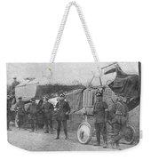 World War I: Aviators, 1914 Weekender Tote Bag