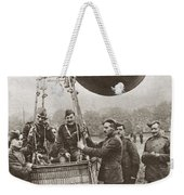World War I: Balloon Weekender Tote Bag