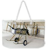 World War I: British Plane Weekender Tote Bag