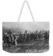 World War I: German Pows Weekender Tote Bag