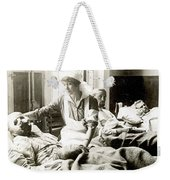 World War I: Nurse Weekender Tote Bag