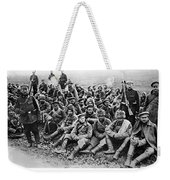World War I: Prisoners Weekender Tote Bag