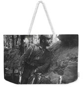 World War I: Soldier Weekender Tote Bag