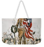 World War I: U.s. Army Weekender Tote Bag by Granger