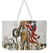 World War I: U.s. Army Weekender Tote Bag