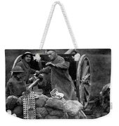 World War I: U.s. Artillery Weekender Tote Bag