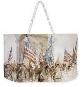 World War I: Victory Parade Weekender Tote Bag