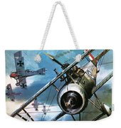 World War One Dogfight Weekender Tote Bag