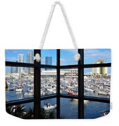 Worlds Biggest Boat Party Weekender Tote Bag