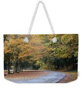 Worlds Ends State Park Road Weekender Tote Bag