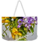 World's Greatest Mom Mother's Day Card Weekender Tote Bag