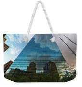 World's Largest Canvas John Hancock Tower Boston Ma Weekender Tote Bag