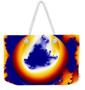 Worm Hole To A New World Weekender Tote Bag