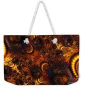 Worm Infestation Weekender Tote Bag