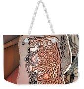 Worman Weekender Tote Bag