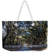 Wormsloe Avenue #2 Weekender Tote Bag