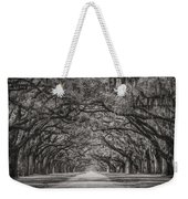 Wormsloe Plantation Weekender Tote Bag