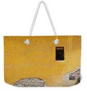 Worn Wall Weekender Tote Bag