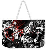 Worshippers Of The Beast Wage War On The Lamb Weekender Tote Bag