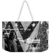 Worth Ave Reflections 0487 Weekender Tote Bag