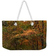 Worth The Fall Weekender Tote Bag