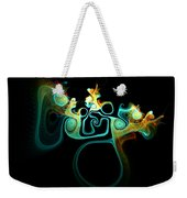 Wot's Going On In Ear Weekender Tote Bag