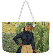 Wouldn't Want To Put It On Display, Would He? Weekender Tote Bag