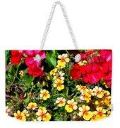 Wp Floral Study 1 2014 Weekender Tote Bag