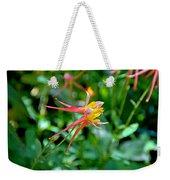 Wp Floral Study 3 2014 Weekender Tote Bag