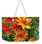 Wp Floral Study 5 2014 Weekender Tote Bag