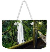 Wrapped In Paradise Weekender Tote Bag