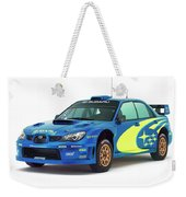 Wrc Racing Weekender Tote Bag