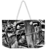 Wrecking Yard Study 11 Weekender Tote Bag