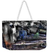 Wrecking Yard Study 12 Weekender Tote Bag